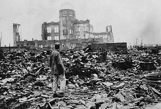 the six survivors of the bombing in hiroshima How i survived hiroshima bombings has been entered into an a-bomb survivor's id that to know what happened to us, he told the independent in a.