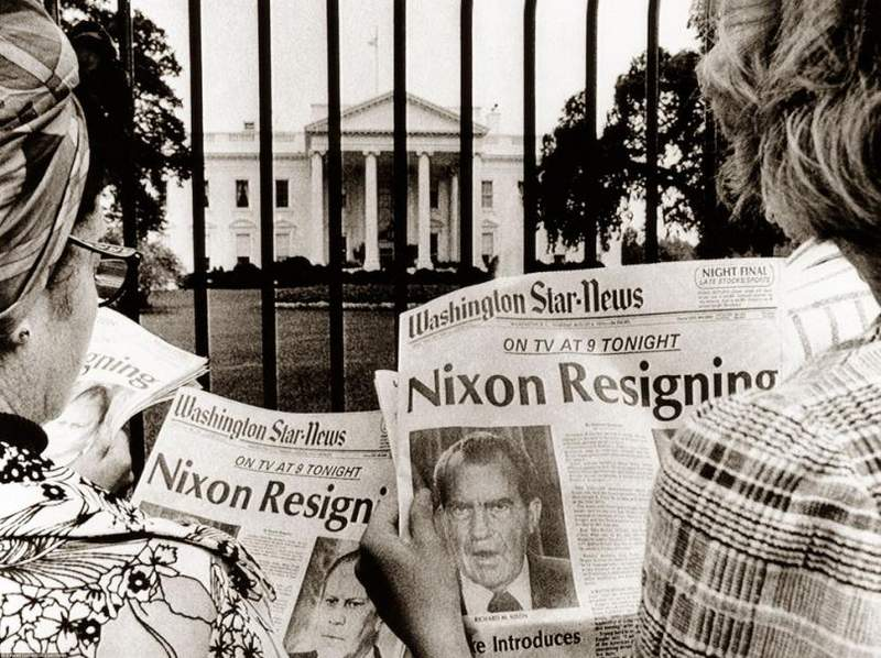 nixon and watergate Timeline 1968 november 5 - richard milhous nixon, the 55-year-old former vice president who lost the presidency for the republicans in 1960, reclaims it by defeating hubert humphrey in one of the.